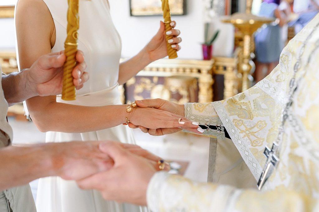 Венчание - одно из семи великих таинств православной церкви.