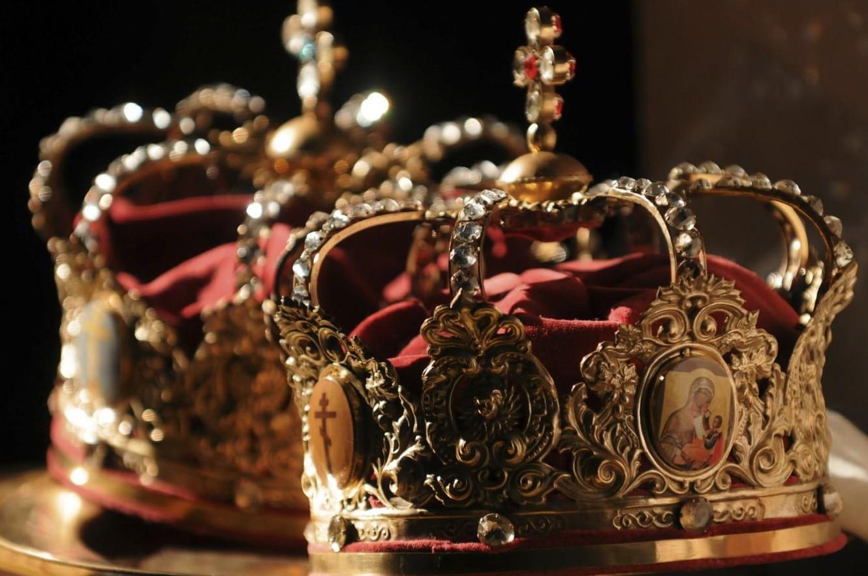 Картинки венчальные короны, днем рождения